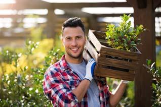 Garten- und Landschaftsbau Versicherung für Betriebe