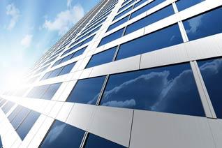 Gewerbegebäude mit erhöhtem Risiko