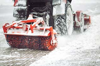 Betriebshaftpflicht Winterdienst